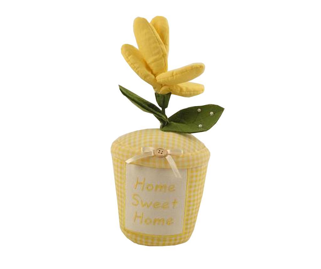 Opritor de usa Flower Pot Yellow imagine