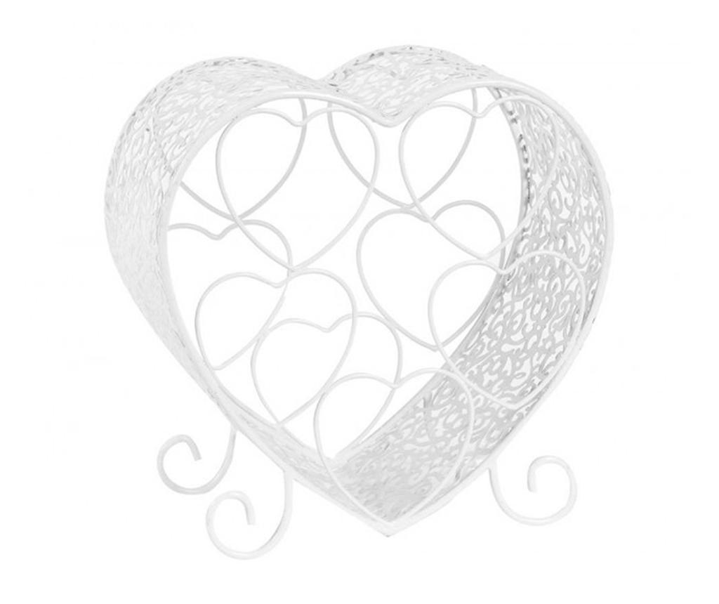 Suport pentru sticle Delicate Heart imagine