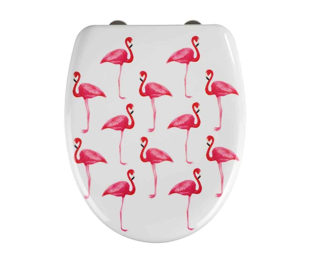 Capac pentru toaleta Flamingo