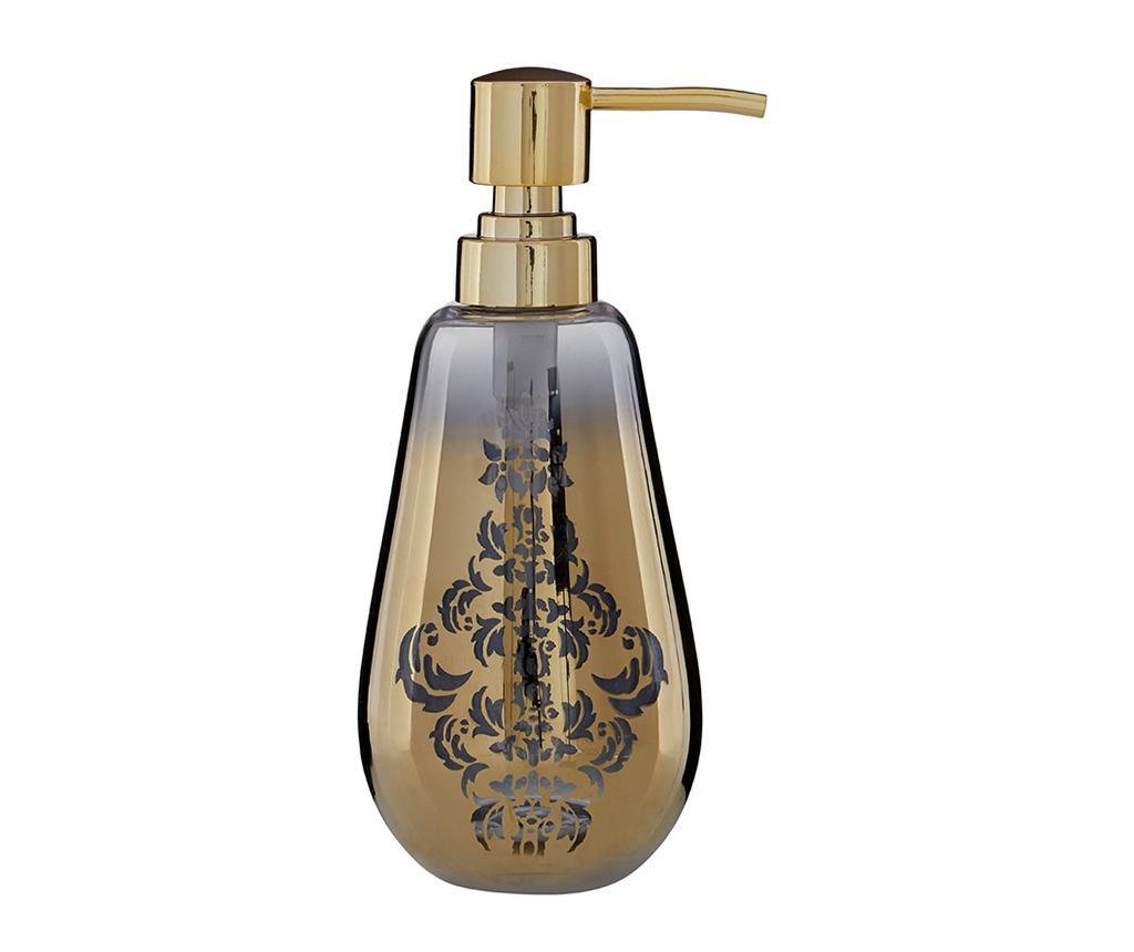 Dispenser sapun lichid Elissa Gold 395 ml imagine