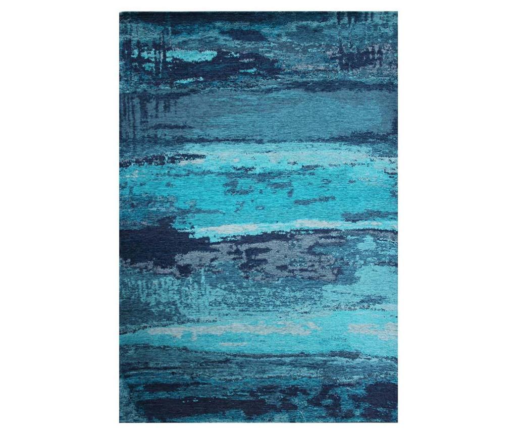 Covor Painted Blue 80x150 cm