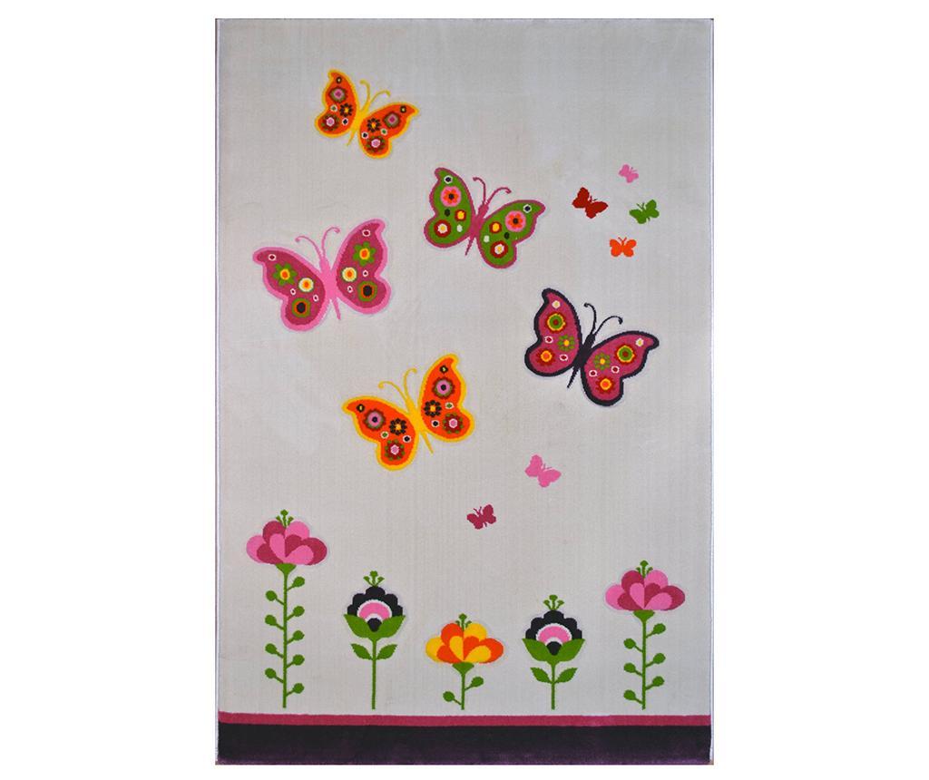 Covor Butterflyes Light Beige 120x180 cm vivre.ro