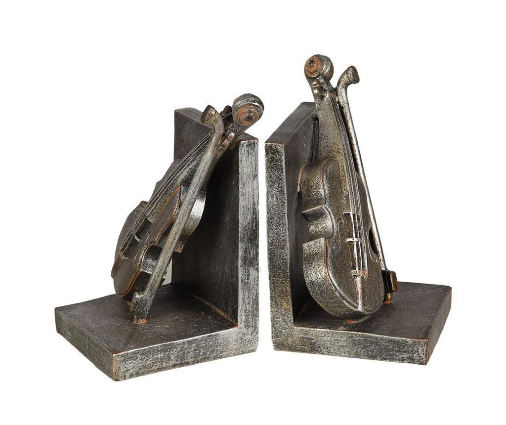 Set 2 suporturi pentru carti Violins