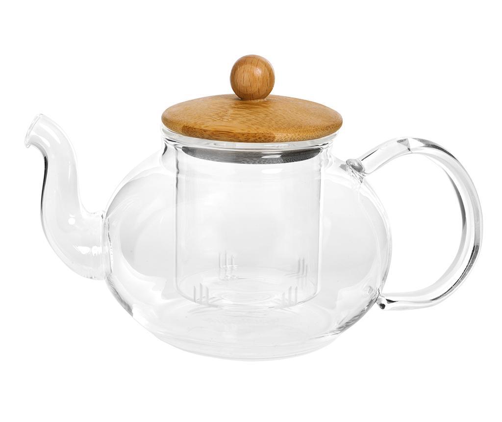 Ceainic cu infuzor Lucas 600 ml