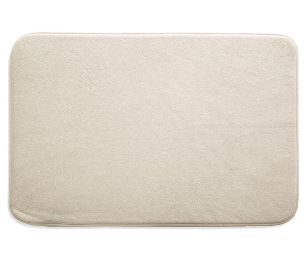 Covoras de baie Aris Cream 50x70 cm imagine