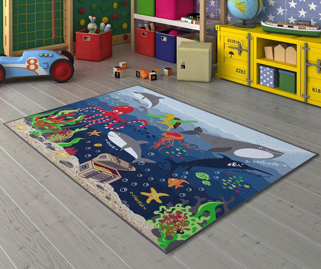 Covor Deep Water 200x290 cm - Confetti, Multicolor imagine