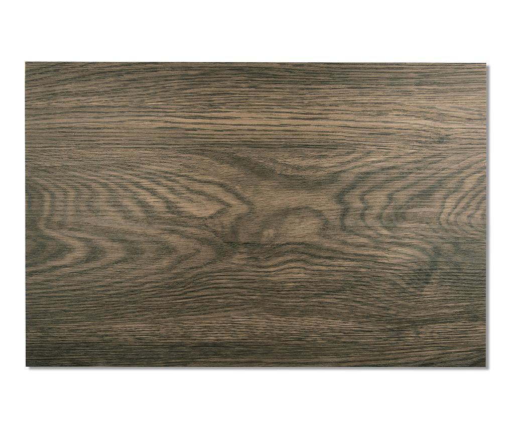Suport farfurie Dalina Brown 30.5x45.5 cm