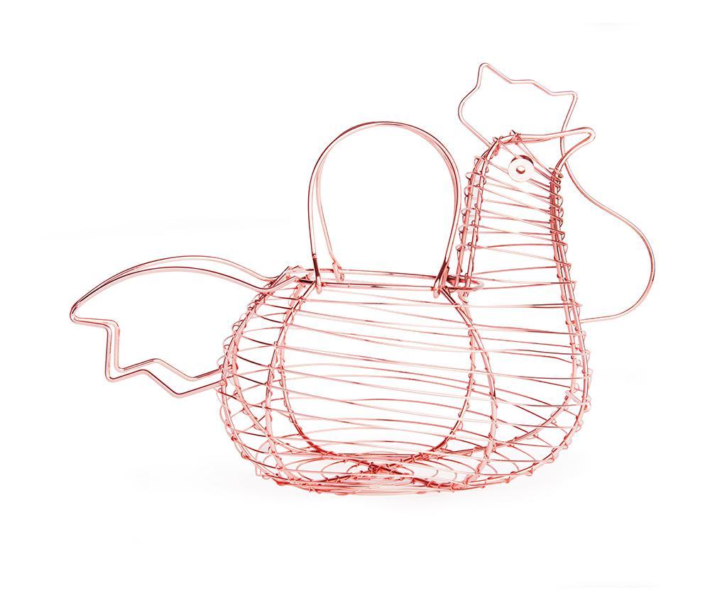 Suport pentru oua Aquila - Excelsa, Rosu imagine vivre.ro