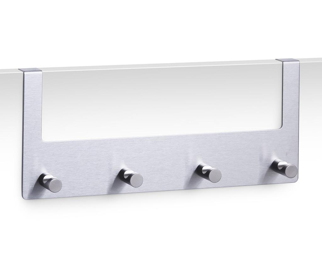 Cuier de usa Kevin - Zeller, Gri & Argintiu