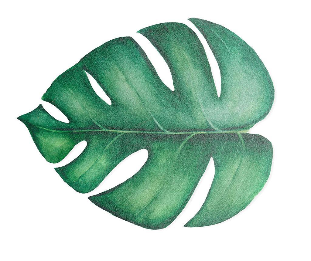 Suport farfurie Lisa 45x50 cm - Madre Selva, Verde poza