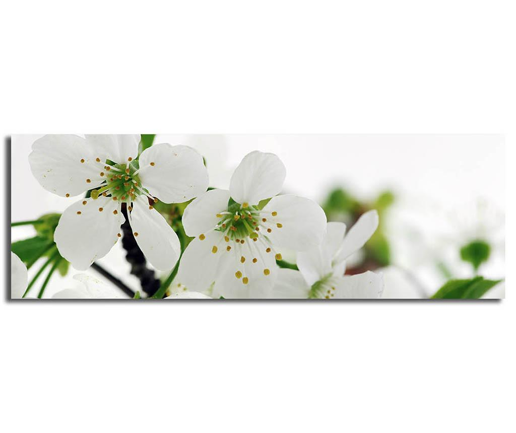 Tablou Flowers 30x90 cm imagine