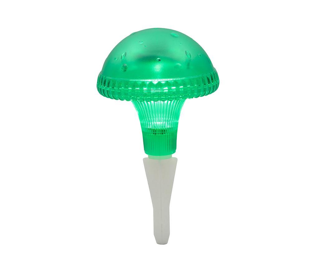 Lampa solara Assisi Mushroom Green imagine