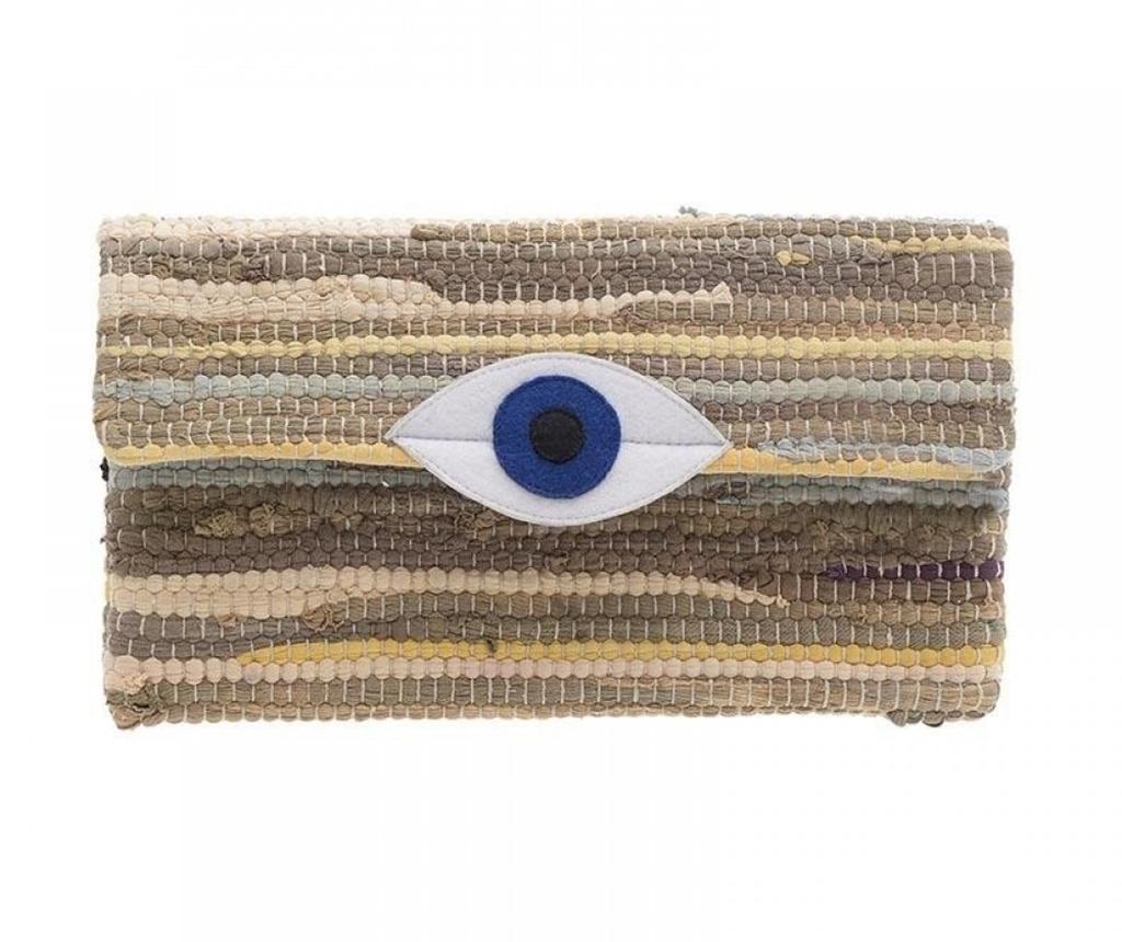 Geanta plic Blue Eye