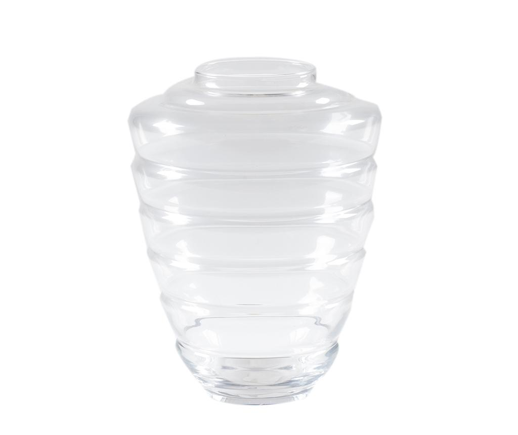 Vaza Honeycomb - Luigi Dal Pozzo, Alb