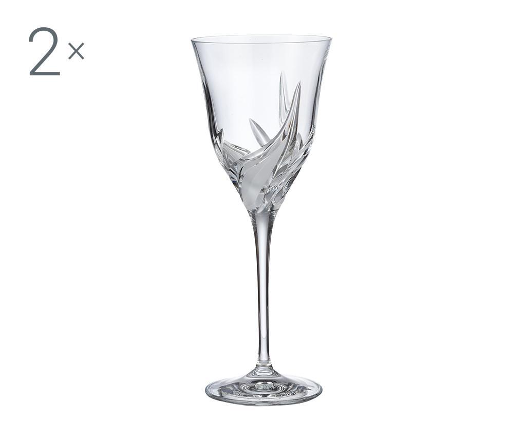Sada 2 sklenic na bílé víno Cetona 190 ml