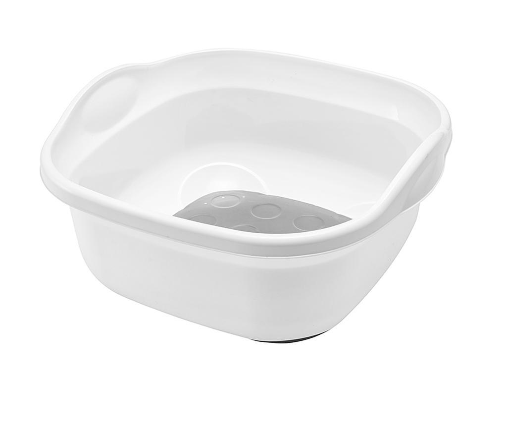Nádoba na mytí nádobí Soft Touch White Grey
