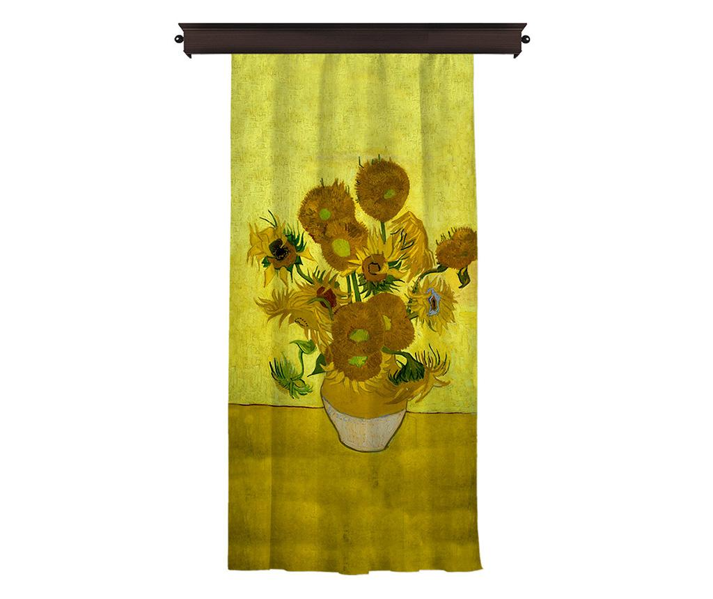 Draperie Flower Pot 140x260 cm