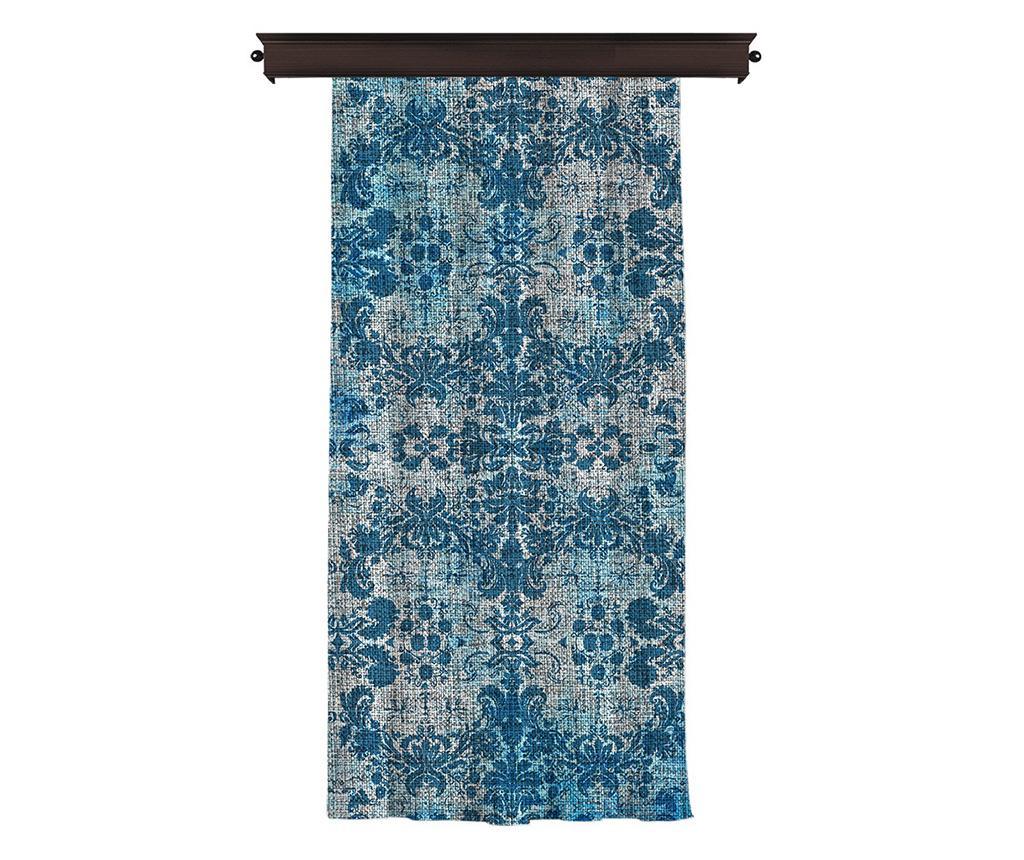 Draperie Altair Blue 140x260 cm
