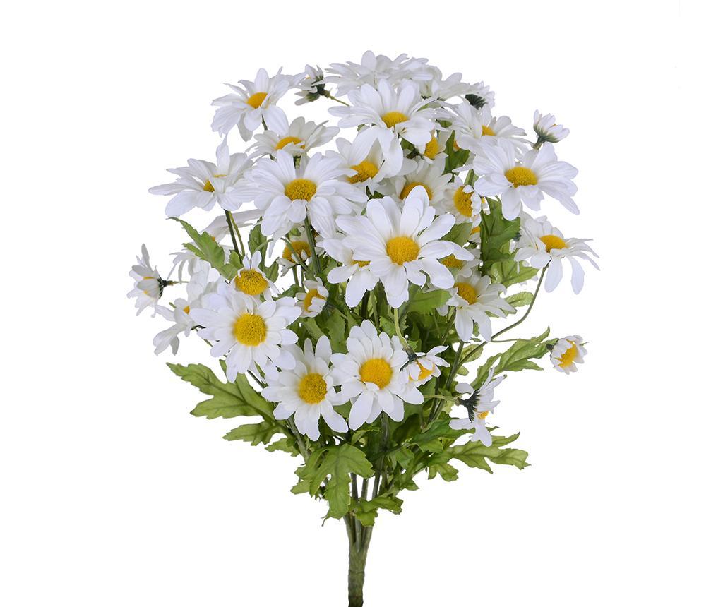 Buchet flori artificiale Margarita Vanilla