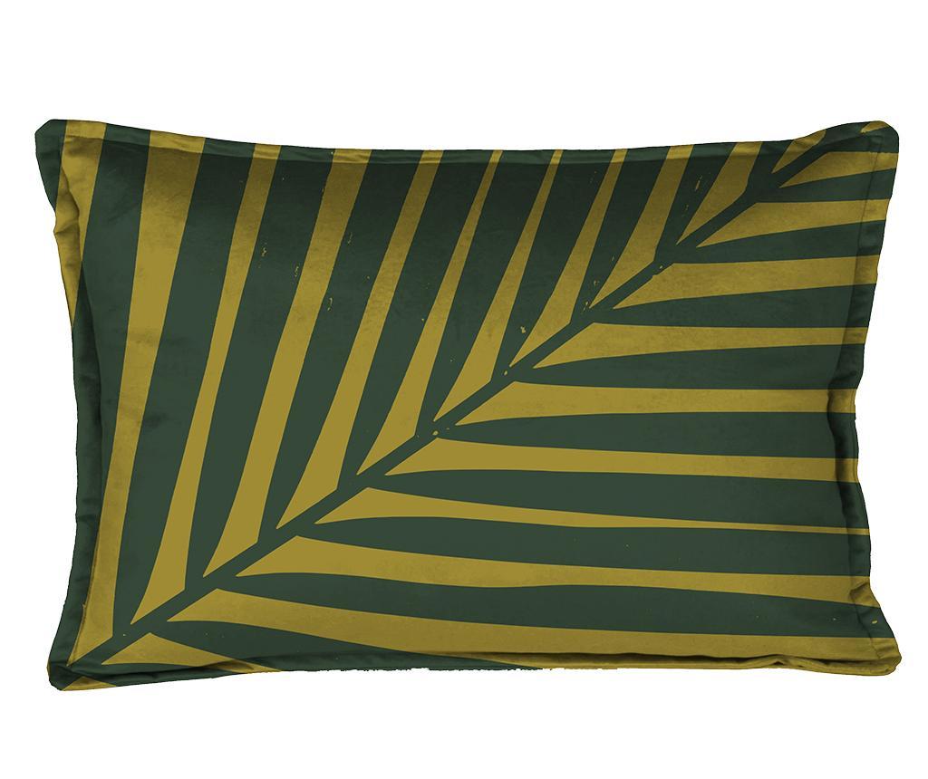 Perna decorativa Palm 35x50 cm - Really Nice Things, Verde