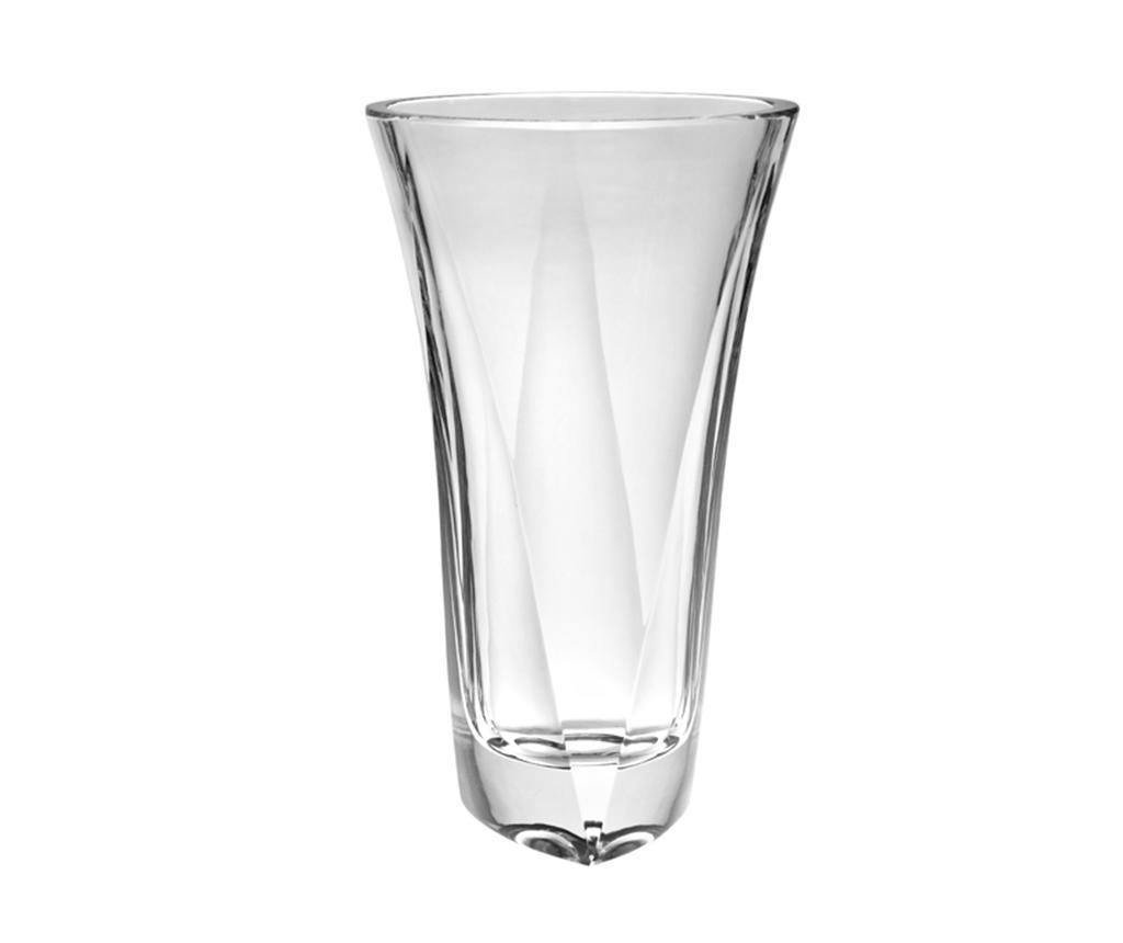 Vaza Bohemia Crystal Triangel - Bohemia imagine
