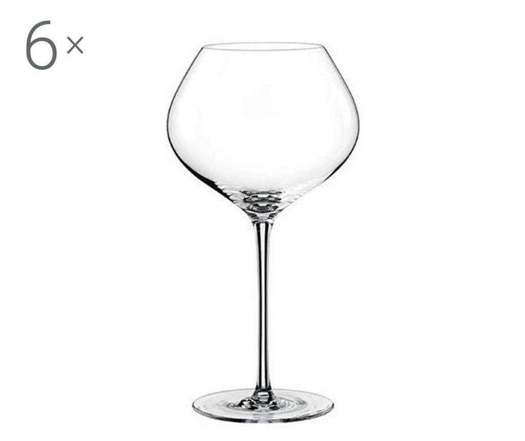 Set 6 pahare pentru vin Rona Celebration Crystalite 760 ml - Rona poza
