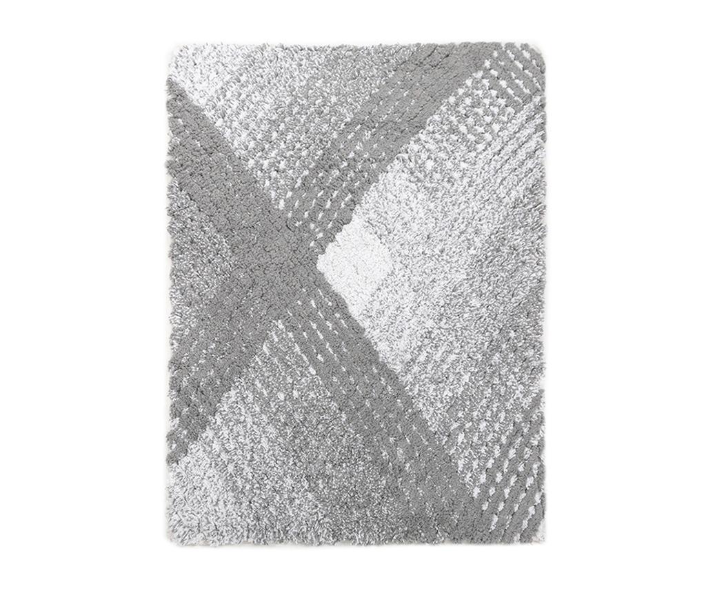 Covoras de baie Wall Grey 70x110 cm imagine