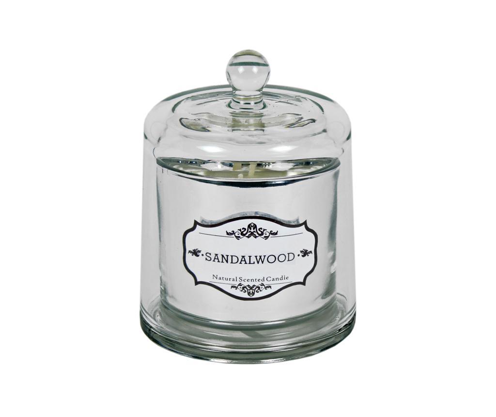 Lumanare parfumata Bell Sandalwood - Originals, Alb poza
