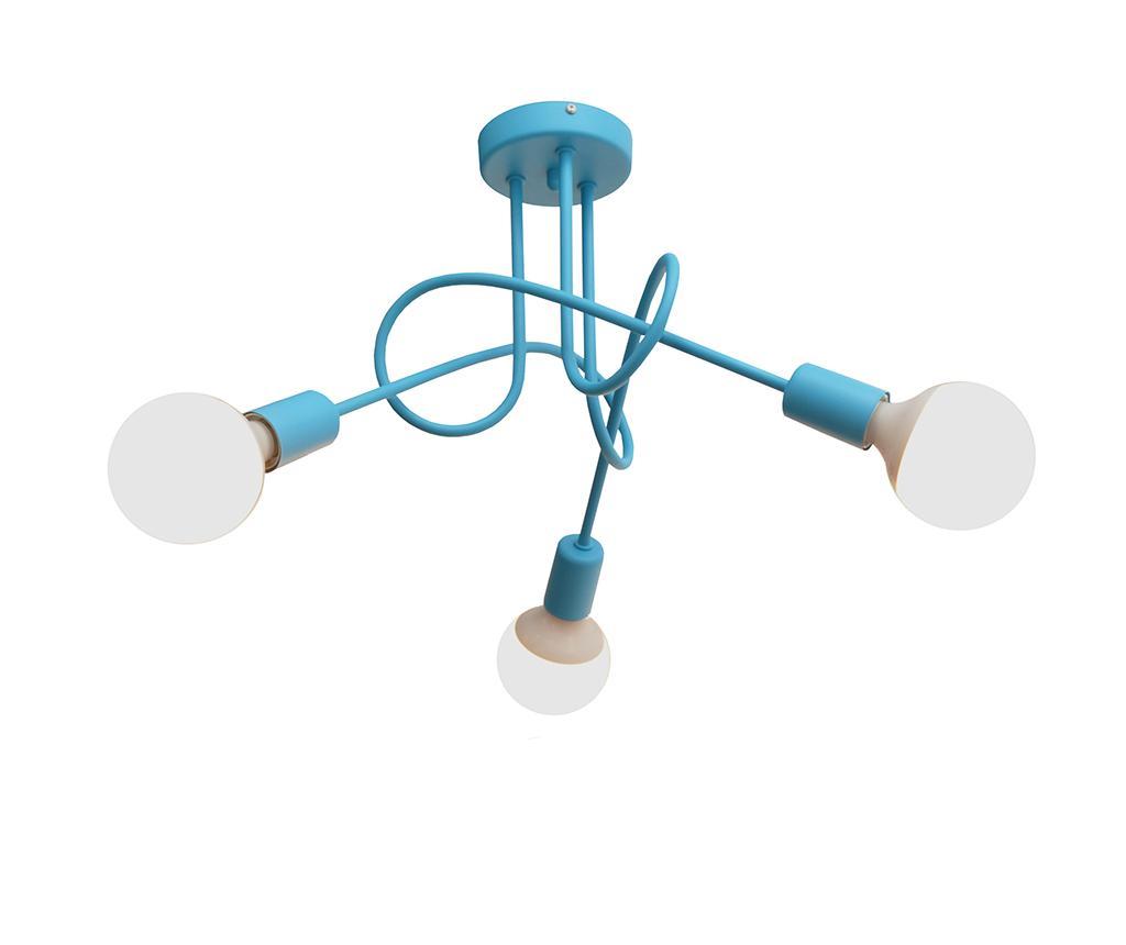 Lustra Oxford Third Blue - Helam, Albastru de la Helam