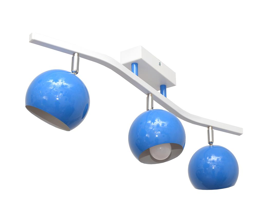 Závěsná lampa Morris Third Blue
