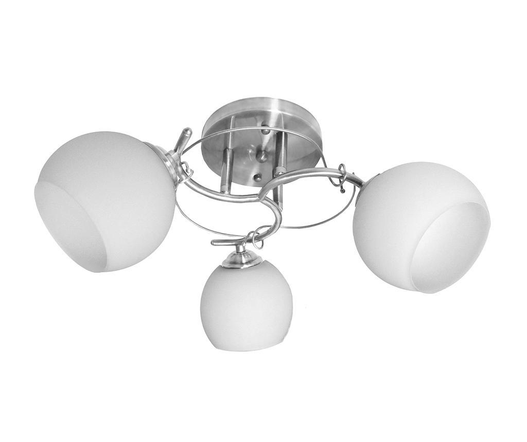 Lustra Colby Third Silver - Helam, Gri & Argintiu poza