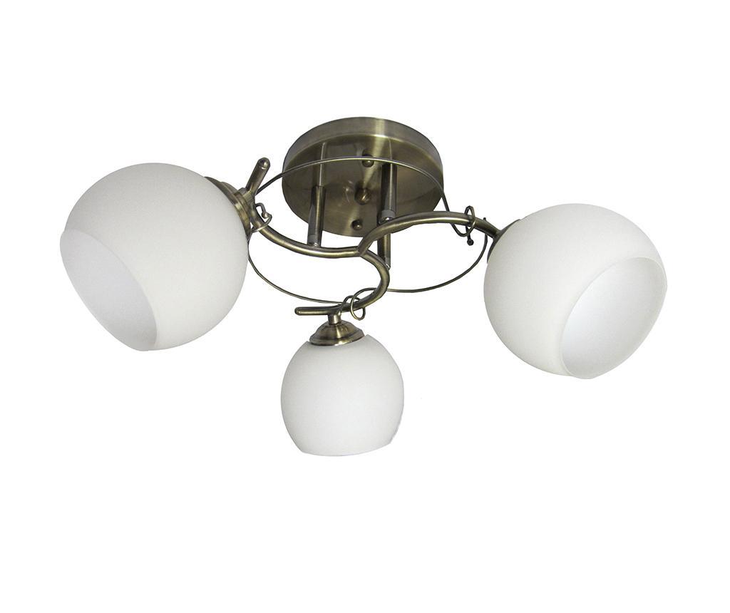 Závěsná lampa Colby Third Steel
