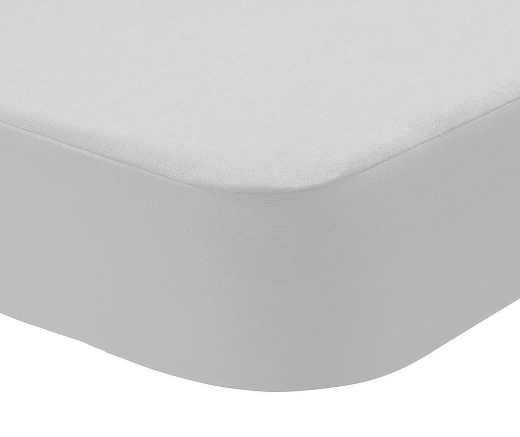 Husa impermeabila pentru saltea Randall 2 in 1 White 180x200 cm imagine