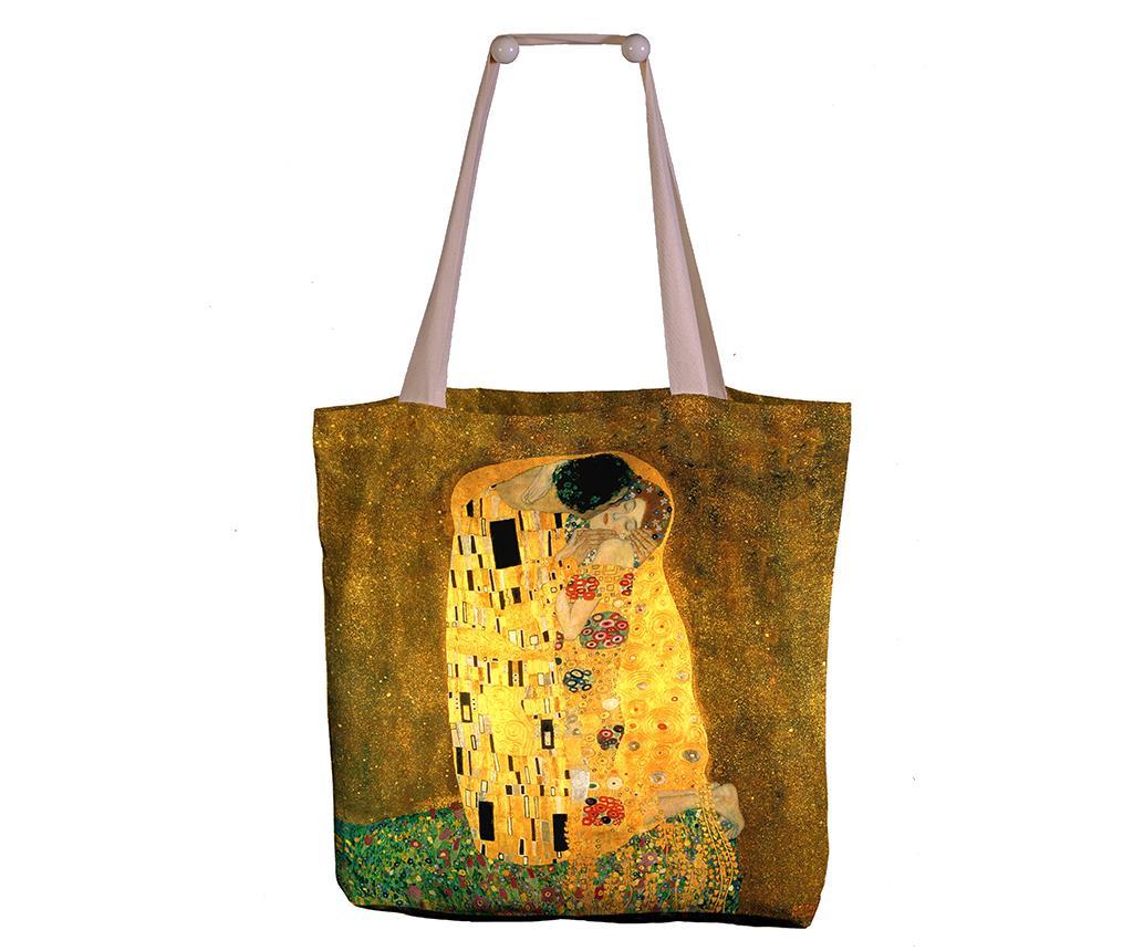 Geanta Klimt The Kiss imagine