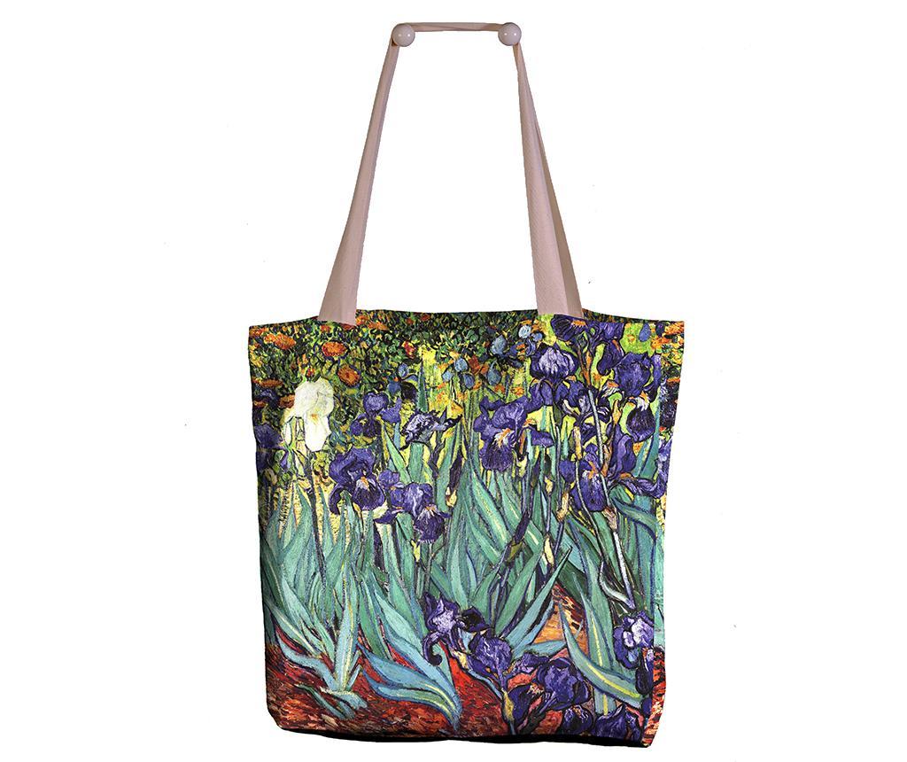 Geanta Van Gogh Iris imagine