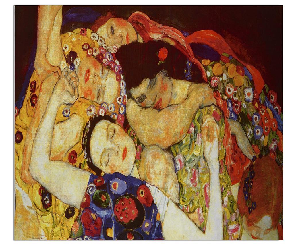 Tablou Klimt Donne 120x140 Cm