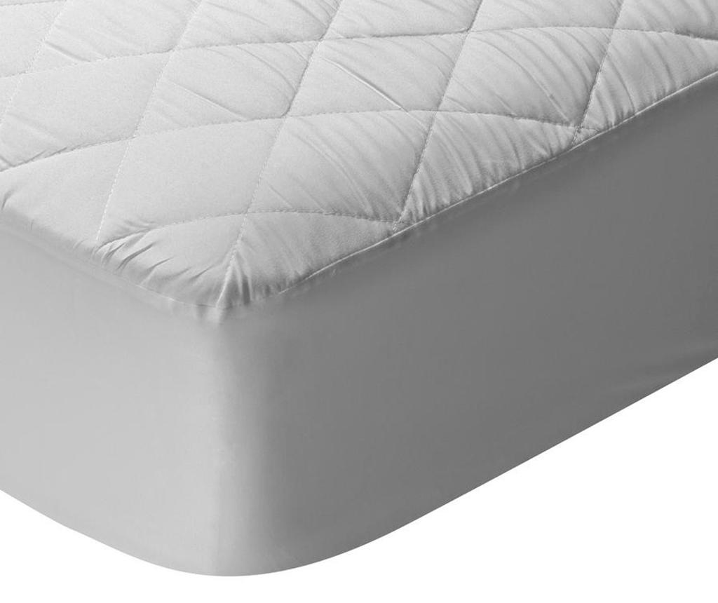 Husa pentru saltea Essential Bratford 200x200 cm - Pikolin, Alb imagine