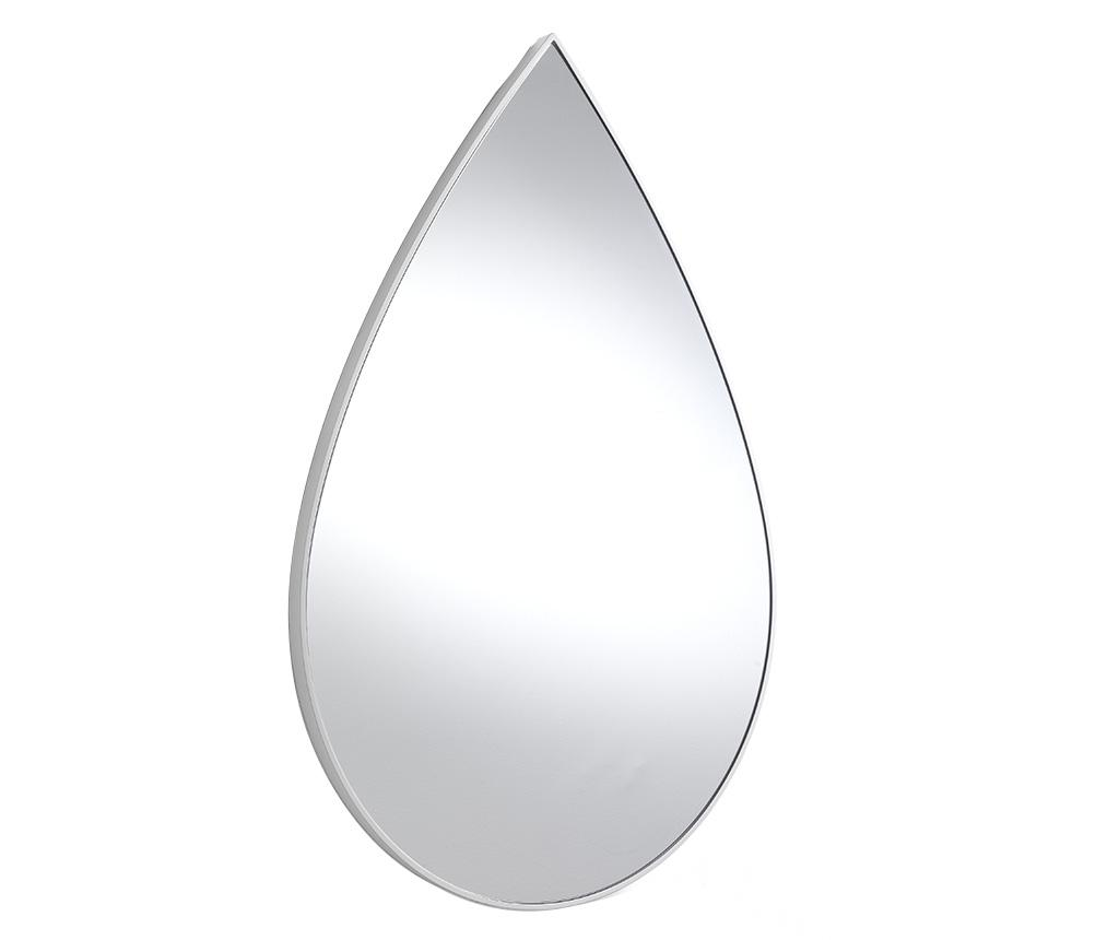 Oglinda Drop - Tomasucci, Alb