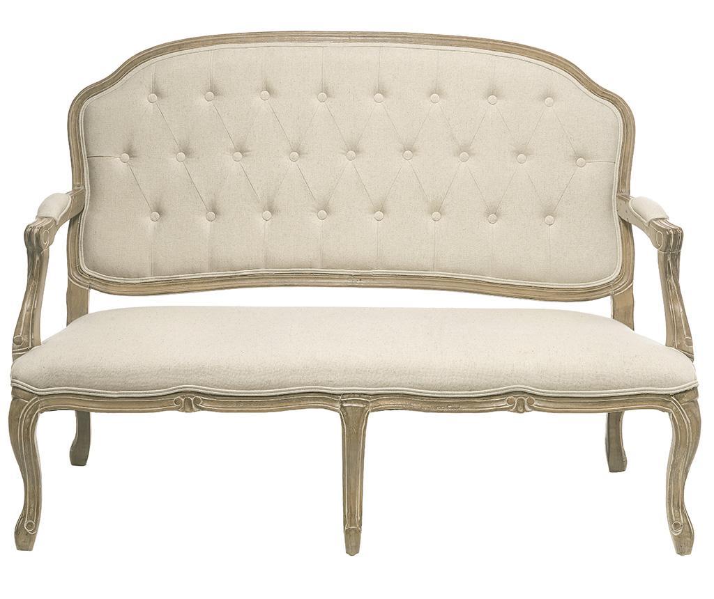Sofa Classic Mood - L'arte di Nacchi, Crem