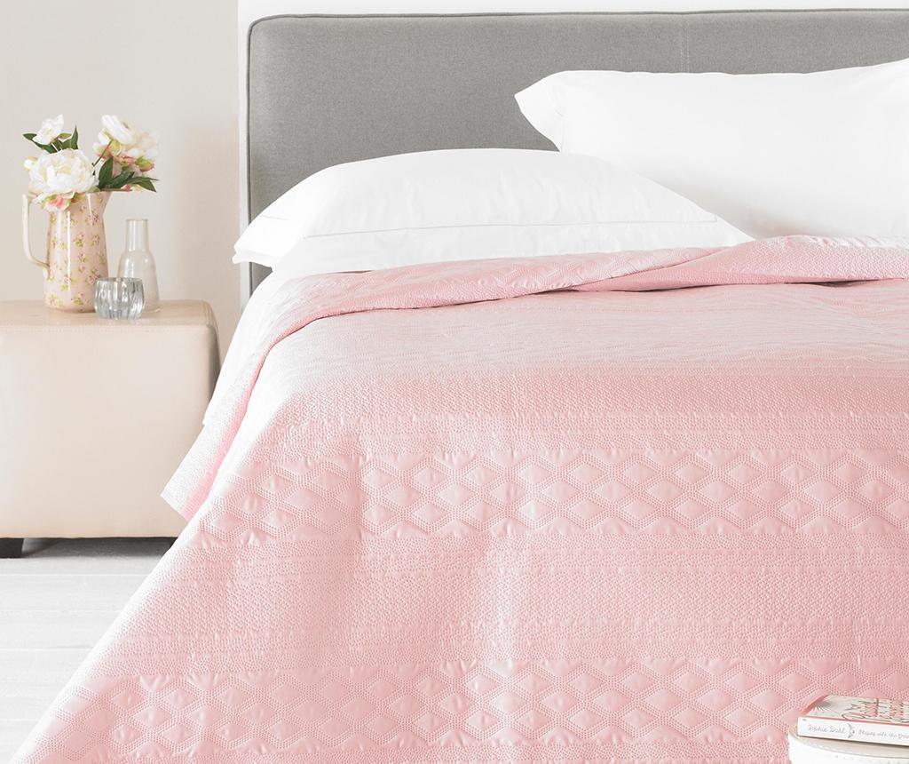Cuvertura Zaza Pink 240x260 cm
