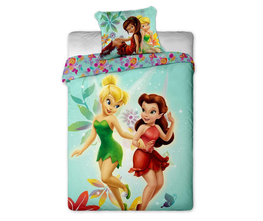 Set de pat Single Ranforce Fairies
