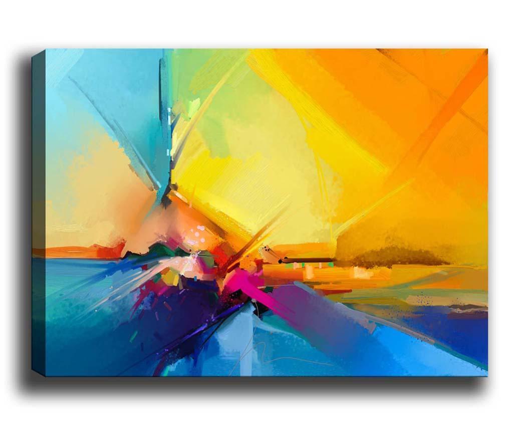 Tablou Splash of Colour 70x100 cm vivre.ro