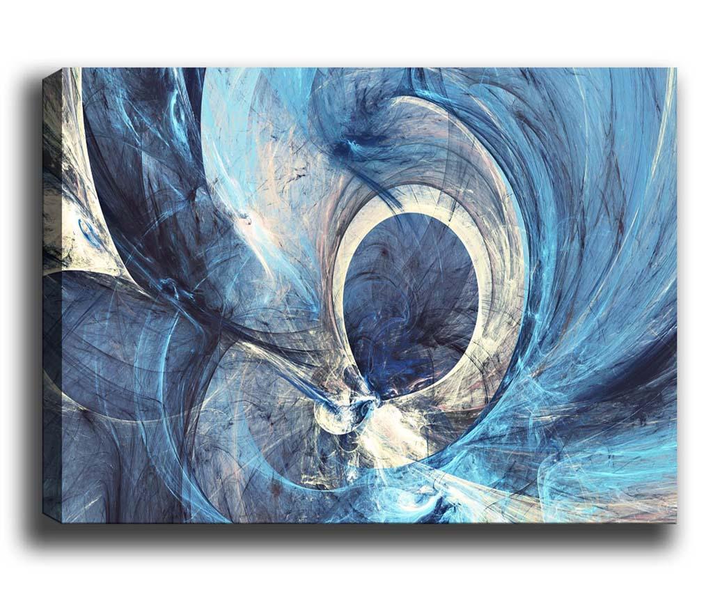 Tablou Swirl 70x100 cm imagine
