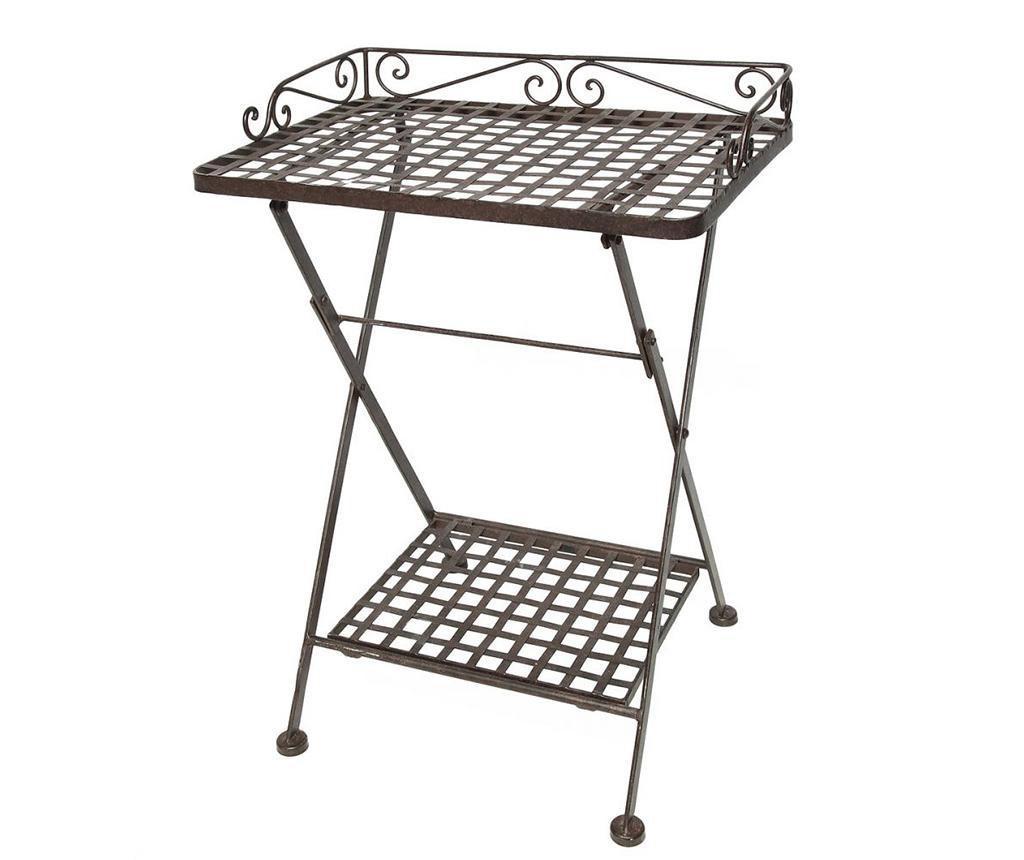 Skládací stolek Eisen Brown