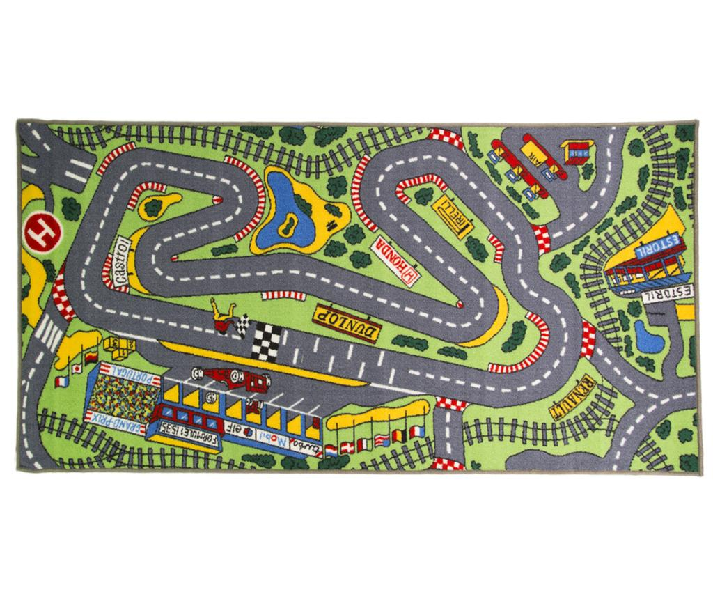 Covor Formula 1 80x120 cm - Flair Rugs, Multicolor