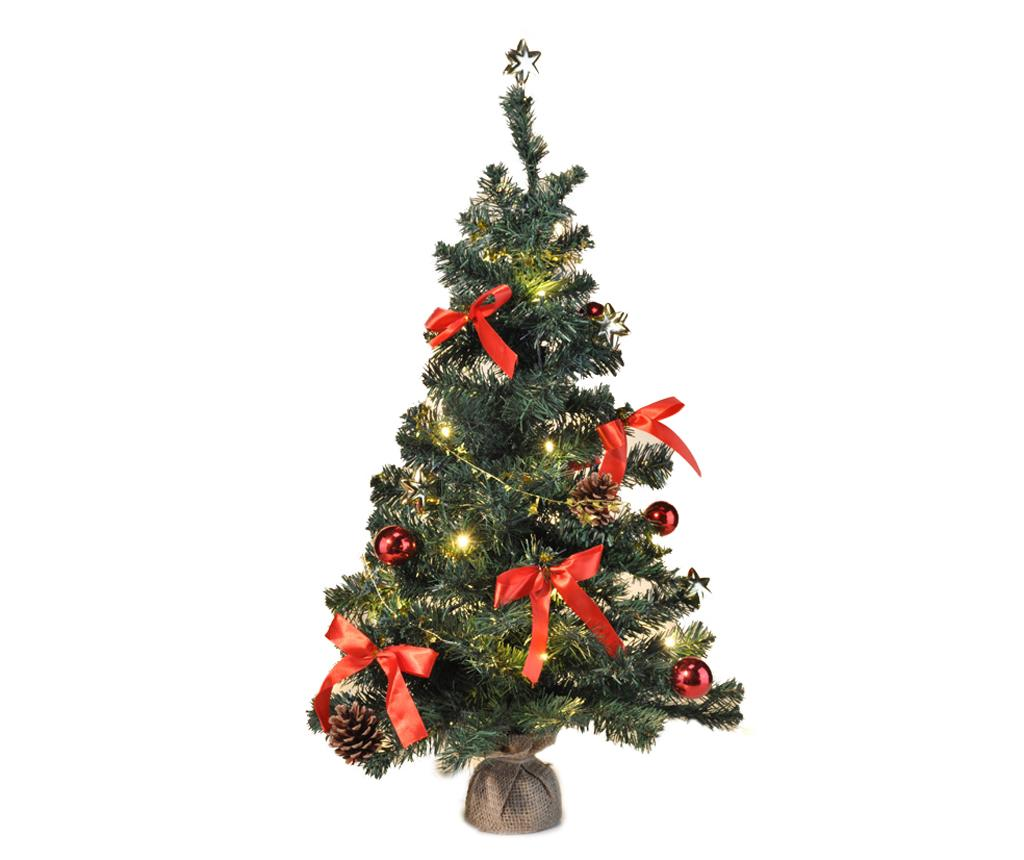 Brad artificial cu LED-uri Christmas Tree