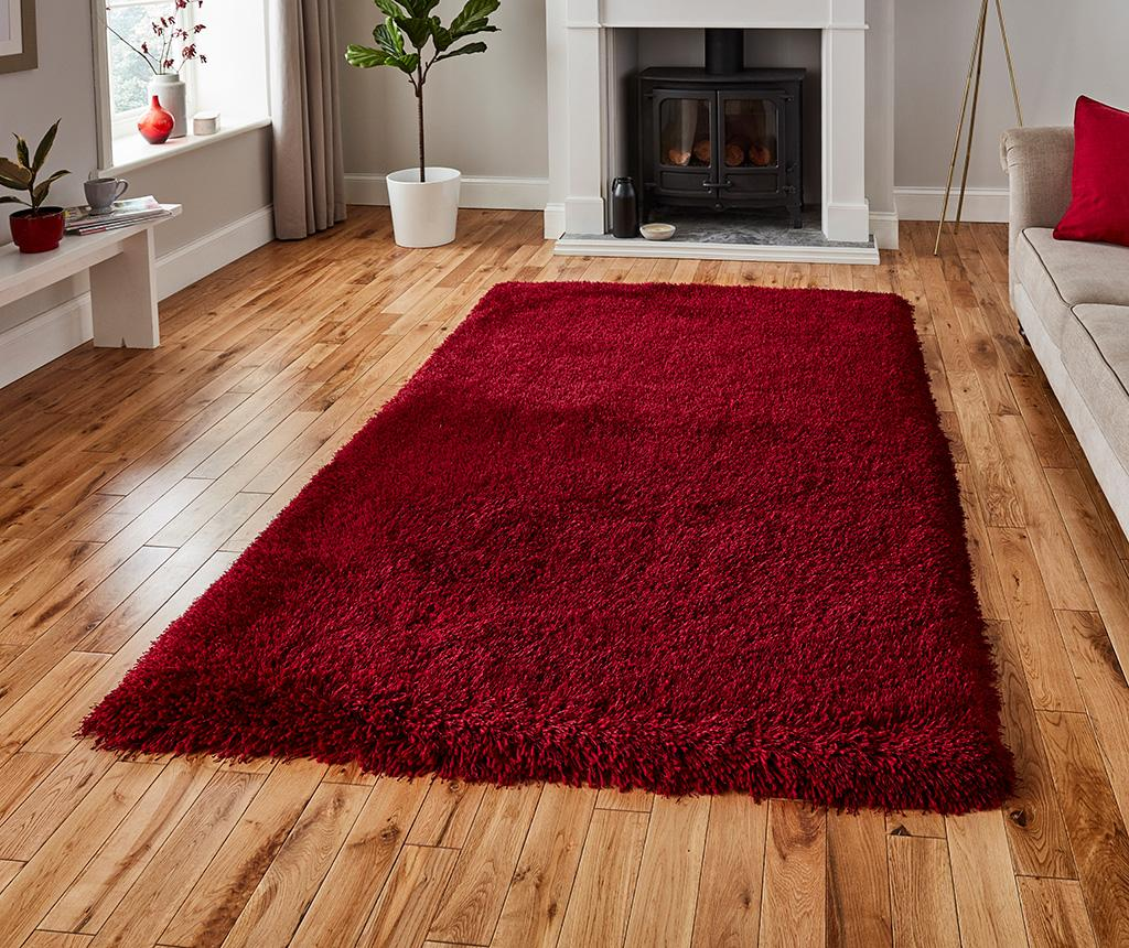 Covor Montana Dark Red 200x290 cm - Think Rugs, Rosu vivre.ro