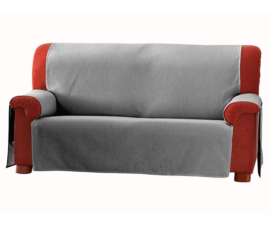 Husa pentru canapea Zoco Grey 190 cm - Eysa, Gri & Argintiu imagine