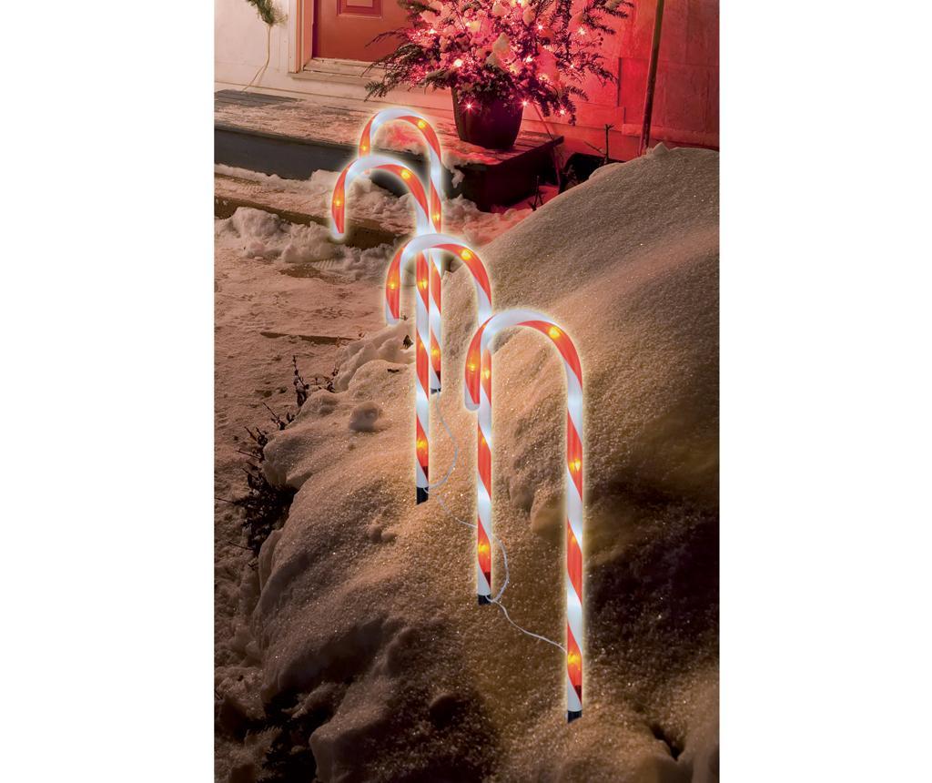 Decoratiune luminoasa de exterior Candy imagine