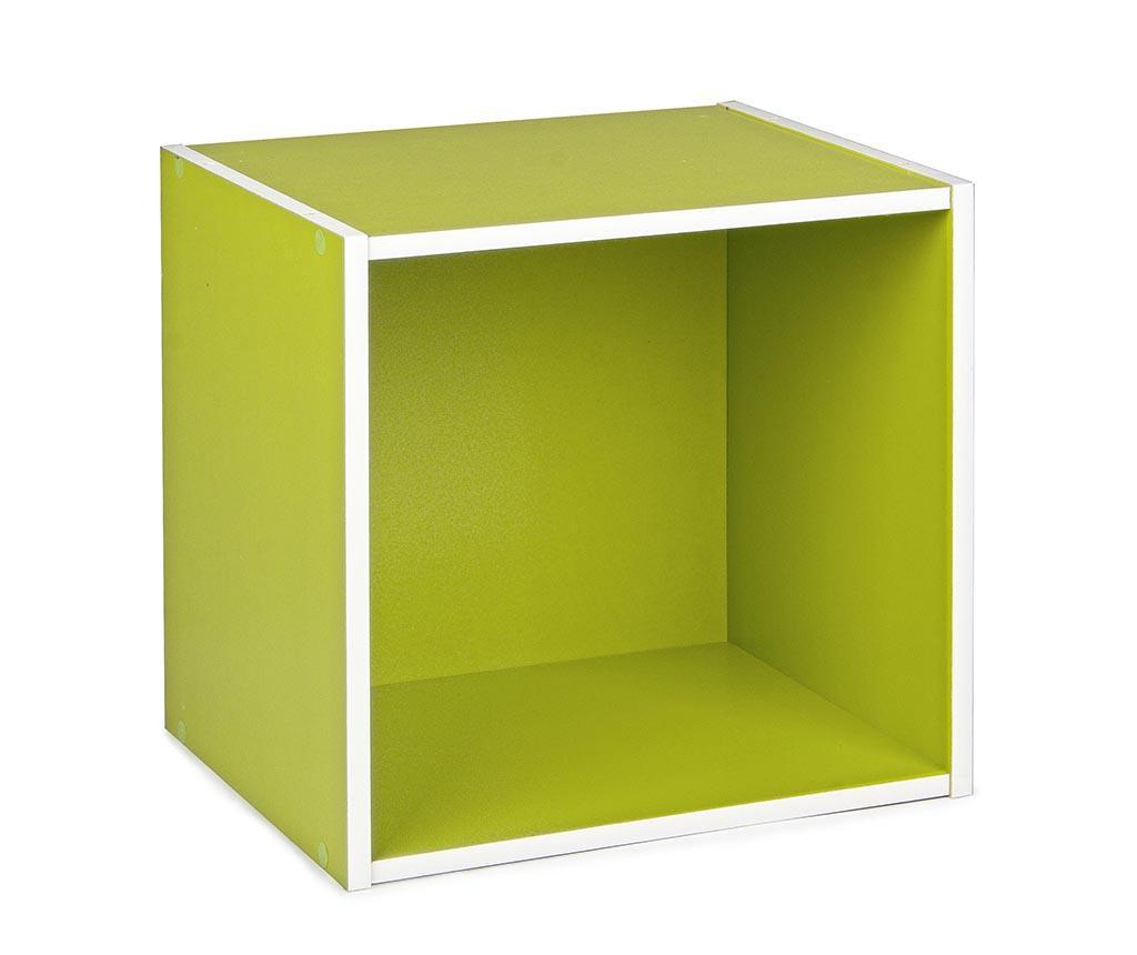 Raft modular Cube Green - Bizzotto, Verde